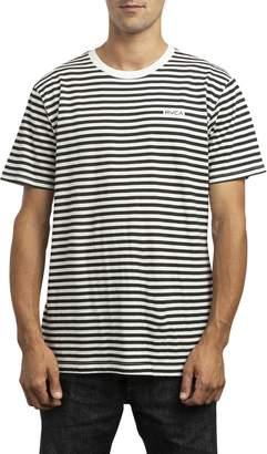 RVCA House Stripe T-Shirt