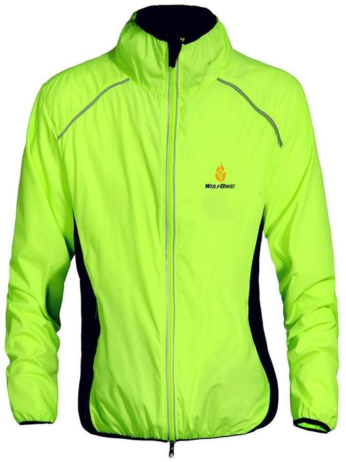 I am your jersey Cycling MTB Men & Women Trend Spring Hiking Running Light Wind Coat Jersey Spos_08 XL