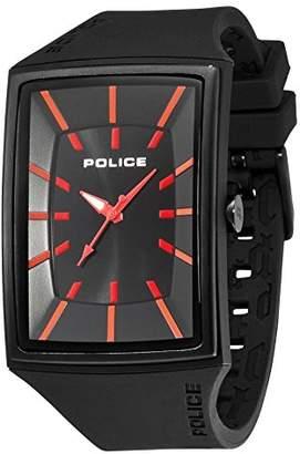 Police Men's PL-13077MPBB/02 Vantage-X Rubber Strap Watch