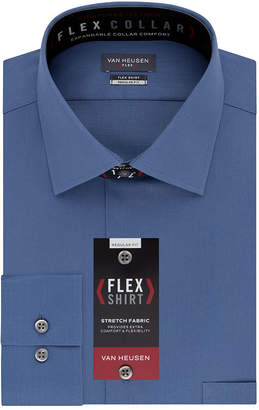 8ff3761893d15 Van Heusen Blue Men s Dress Shirts - ShopStyle