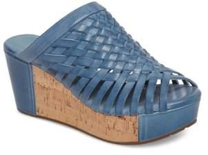 Chocolat Blu Walda Platform Wedge Sandal