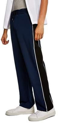 Topman Side Panel Track Pants