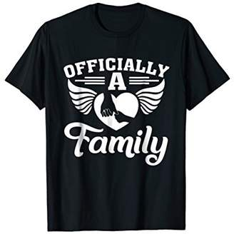 DAY Birger et Mikkelsen Officially A Family National Adoption Cool Nice T Shirt