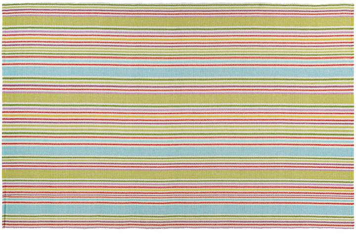 Couristan Couristan Bar Harbor Popsicle Striped Reversible Cotton Rug
