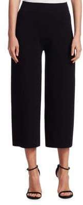 TSE x SFA Double Knit Wide-Leg Pants