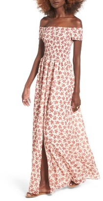 Women's Tularosa Henderson Maxi Dress $220 thestylecure.com