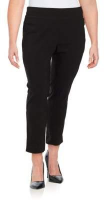d8924973d8b Lord   Taylor Black Plus Size Pants on Sale - ShopStyle