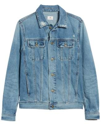 AG Jeans Dart Denim Jacket