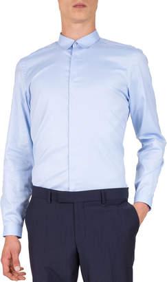 The Kooples Men's Rounded Collar Dress Shirt
