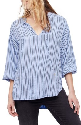 Women's Free People Rhythm Of The Night Tunic $128 thestylecure.com