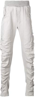 Lost & Found Ria Dunn asymmetric pocket sweatpants
