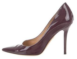 Salvatore Ferragamo Patent Leather Stiletto Heels