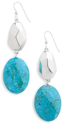 Women's Simon Sebbag Semiprecious Stone Drop Earrings $125 thestylecure.com