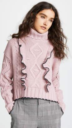 Cinq à Sept Edna Sweater