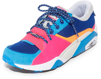 PUMA R698 Party Sneakers $95 thestylecure.com