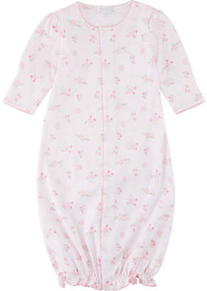 Kissy Kissy Summer Cheer Convertible Gown, Size Newborn-S