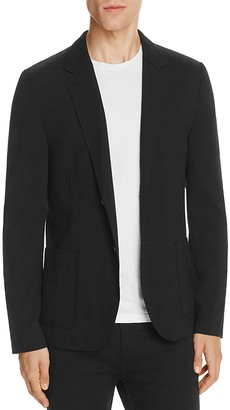 HUGO Agalto Jersey Knit Slim Fit Blazer $445 thestylecure.com