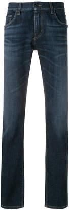 Prada washed slim jeans