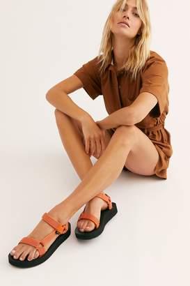 Teva Midform Universal Printed Sandal