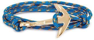 Miansai Blue Rope Wrap Bracelet