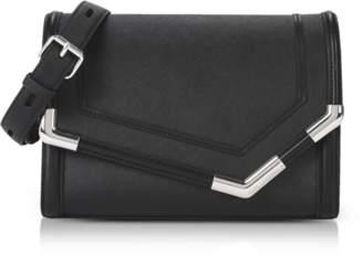 Karl Lagerfeld K/Rocky Saffiano Shoulder Bag