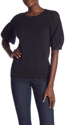 Laundry by Shelli Segal Puff Sleeve Sweater