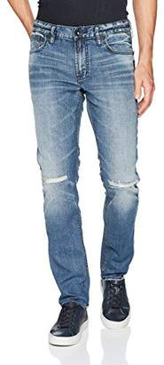 Silver Jeans Co...... Men's Taavi Slim Fit Skinny Leg Jeans