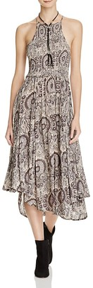Free People Seasons In The Sun Printed Dress $108 thestylecure.com