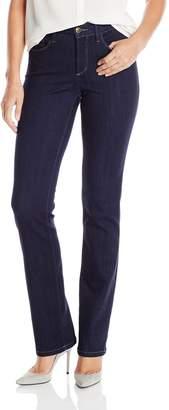 NYDJ Women's Marilyn Straight Leg Jeans in Sure Stretch Denim