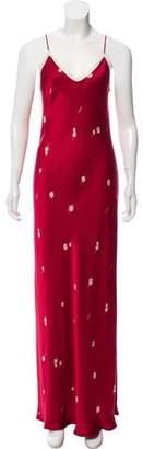 The Row Silk Slip Dress
