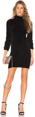Lovers + Friends Rowan Chenille Sweater Dress