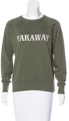 Etoile Isabel Marant Graphic Print Sweatshirt