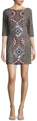 Antik Batik Koroc Mini Dress