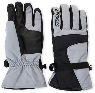 Spyder Steel & Back Performance Ski Gloves
