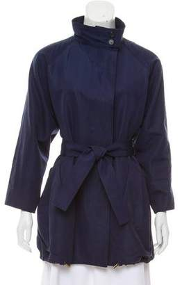 Derek Lam Belted Short Coat