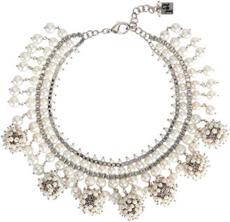 Rosantica Suono Cluster Necklace