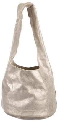 Marc Jacobs Metallic Bucket Bag