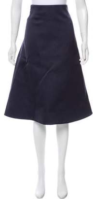 Muveil A-Line Knee-Length Skirt w/ Tags