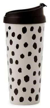 Kate Spade Flamingo Dot Thermal Mug