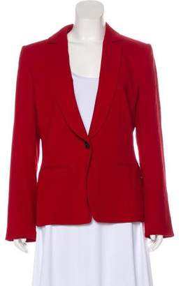 Giorgio Armani Structured Wool Blazer
