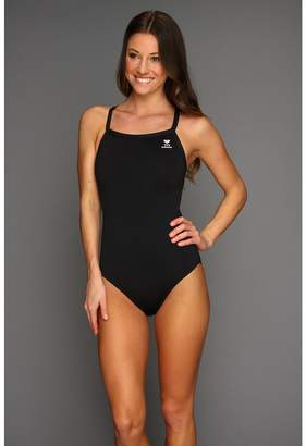 TYR Durafasttm Elite Solid Diamondfit Women's Swimsuits One Piece