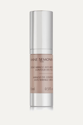 Anne Semonin - Miracle Eye Contour Anti-wrinkle Cream, 15ml - Colorless