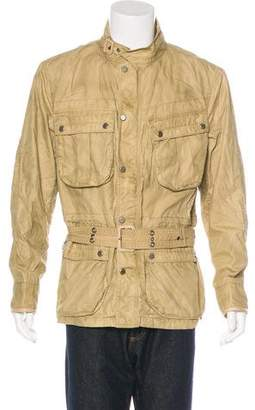 Ralph Lauren Belted Field Jacket w/ Tags