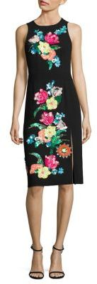 Nanette Lepore Belle Fleur Dress $698 thestylecure.com