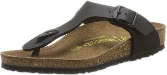 Birkenstock Girls' Gizeh Cork Footbed Thong Sandal - Narrow