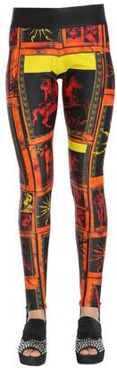 Fausto Puglisi Stretch Leggings