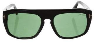 Tom Ford Conrad Tinted Sunglasses