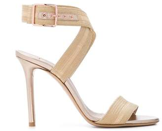 Casadei ankle strap sandals
