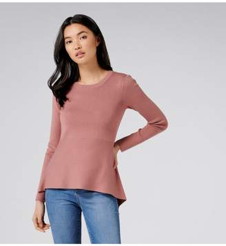 Ever New Amelia Hanky Hem Sweater