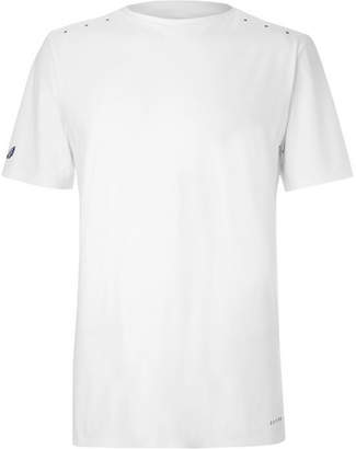 CASTORE Harlem Stretch-Jersey And Mesh T-Shirt
